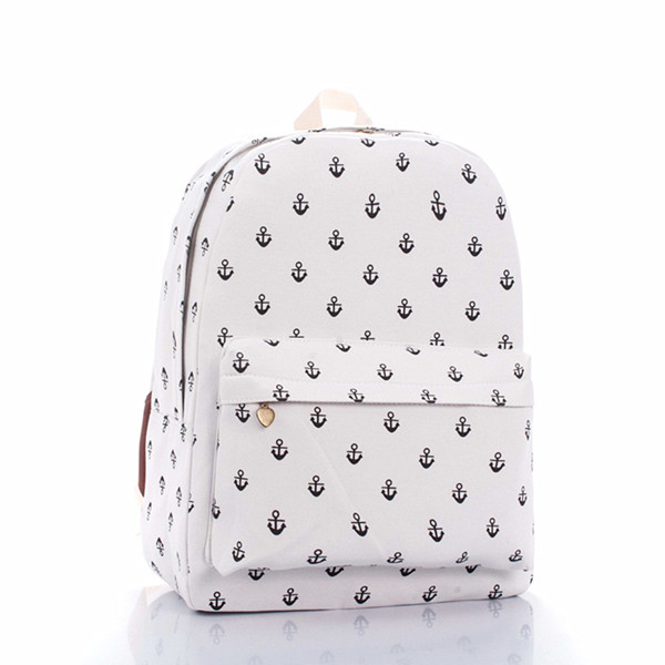 New Canvas Bag Student Bac..